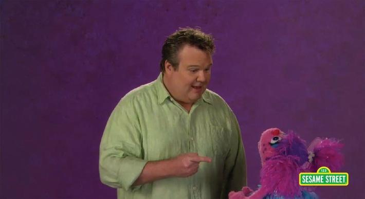 Eric Stonestreet: Remember | Sesame Street