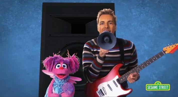 Dax Shephard: Amplify | Sesame Street