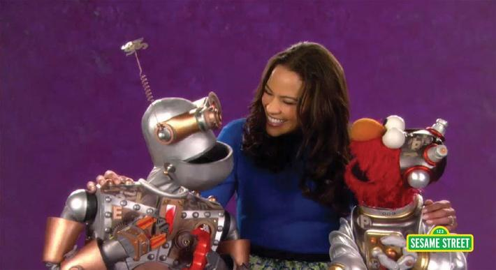 Paula Patton: Innovation | Sesame Street