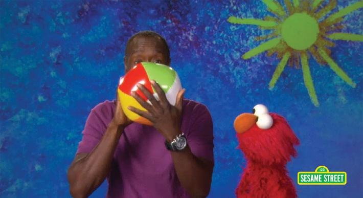 Don Cheadle: Inflate | Sesame Street