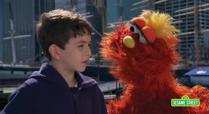 Word on the Street: Veterinarian with Murray | Sesame Street
