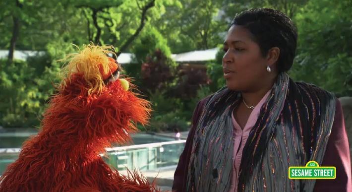 Word on the Street: Splatter with Murray | Sesame Street