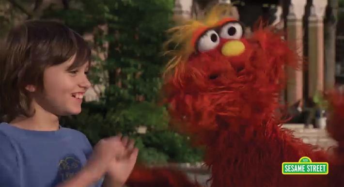Word on the Street: Choreographer with Murray | Sesame Street