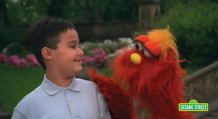 Word on the Street: Innovation with Murray | Sesame Street