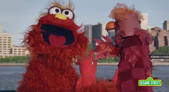 Word on the Street: Sculpture with Murray | Sesame Street