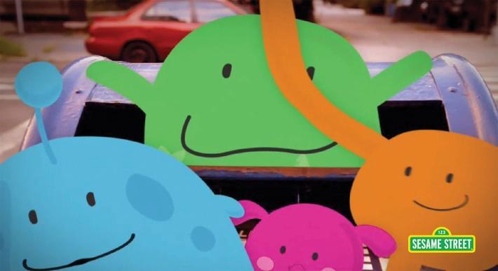 Number 7 Blob's Birthday | Sesame Street