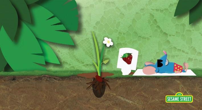 Strawberry Mouse | Sesame Street