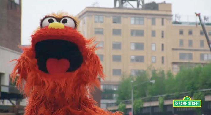 Word on the Street: Texture with Murray | Sesame Street