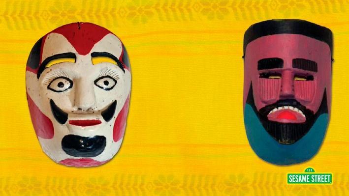 20 Masks | Sesame Street