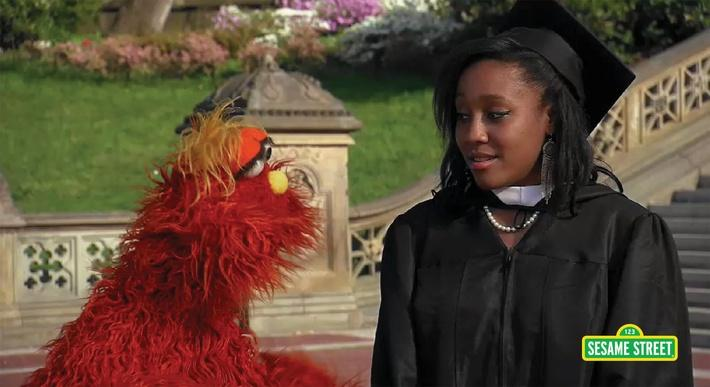 Word on the Street: Sturdy With Murray | Sesame Street