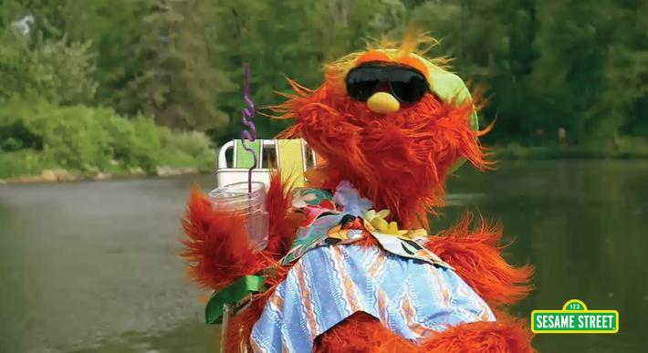 Word on the Street: Relax with Murray | Sesame Street