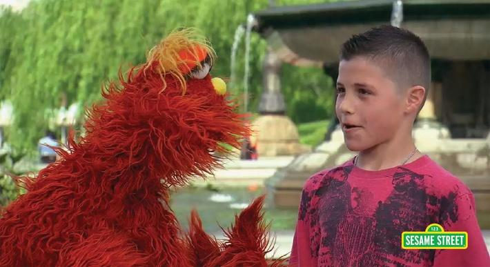 Word on the Street: Imposter with Murray | Sesame Street