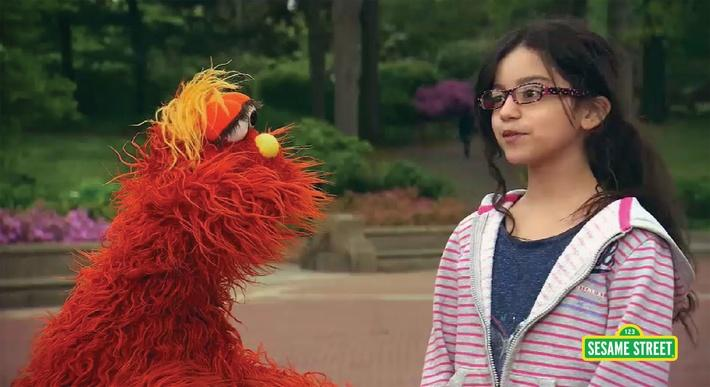 Word on the Street: Courteous with Murray | Sesame Street