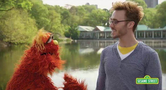 Word on the Street: Confidence with Murray | Sesame Street
