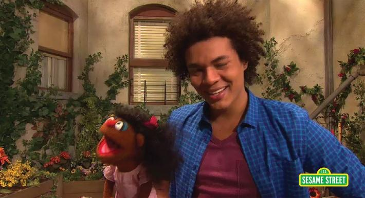 I Love My Hair (With Mando) | Sesame Street