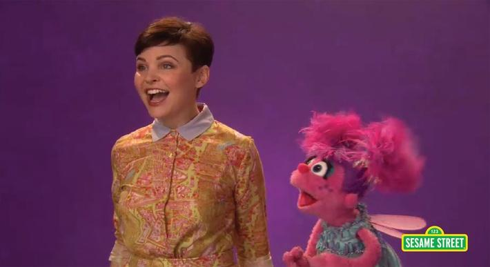 Ginnifer Goodwin: Adventure | Sesame Street