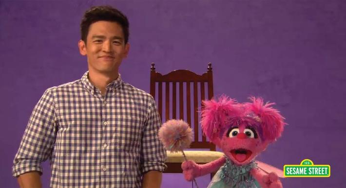 John Cho: Sturdy | Sesame Street