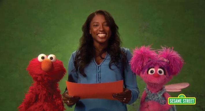 Rutina Wesley: Plan | Sesame Street