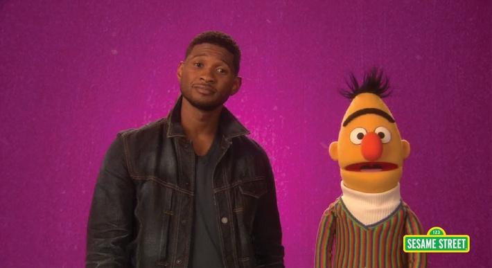 Usher: Unique | Sesame Street