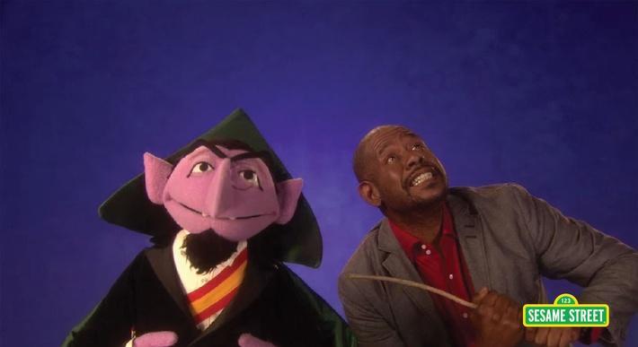 Forest Whitaker: Imagination | Sesame Street