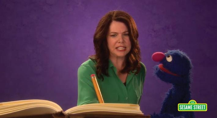 Lauren Graham: Author | Sesame Street