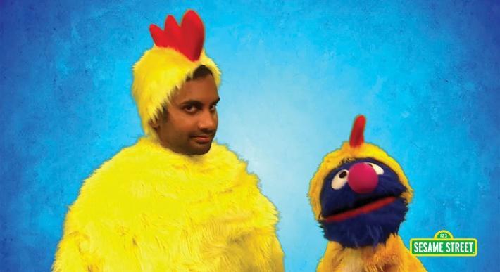 Aziz Ansari: Ridiculous | Sesame Street