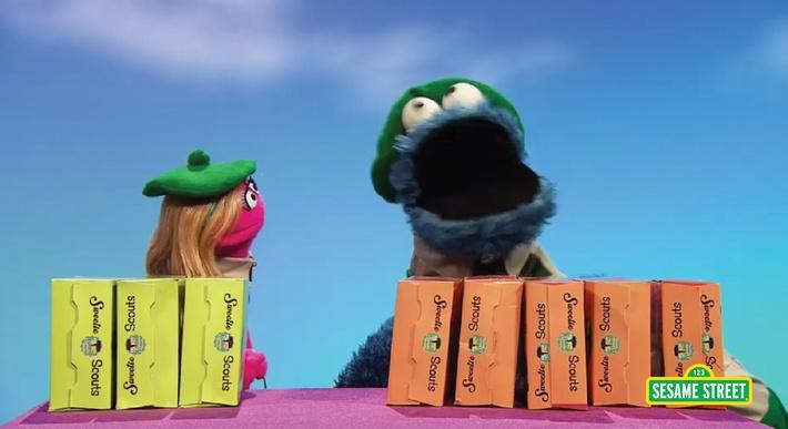 Cookie Helps Prairie Dawn Get Equal | Sesame Street