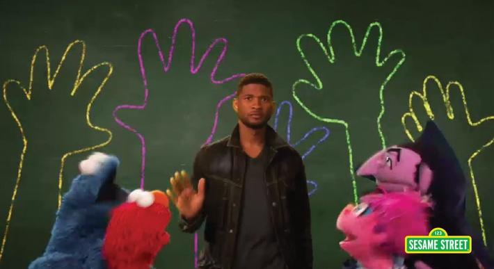 Raise It Up | Sesame Street