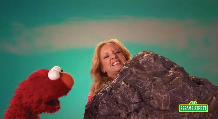 Wendy McLendon-Covey: Strenuous | Sesame Street