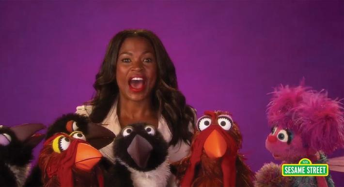 Nia Long: Divide | Sesame Street