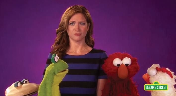 Brittany Snow: Friend | Sesame Street