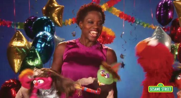 Viola Davis: Fiesta | Sesame Street