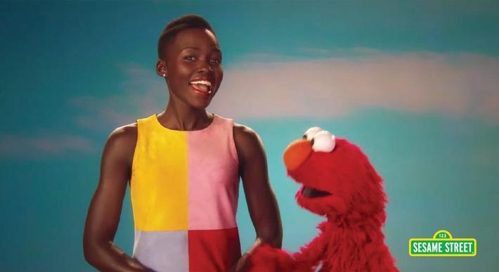 Lupita Nyong'O: Skin | Sesame Street