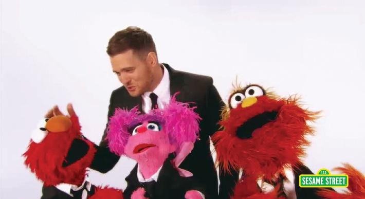 Michael Buble: Believe in Yourself | Sesame Street