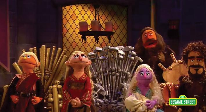 Game Of Chairs | Sesame Street