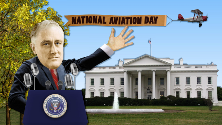 National Aviation Day | All About the Holidays