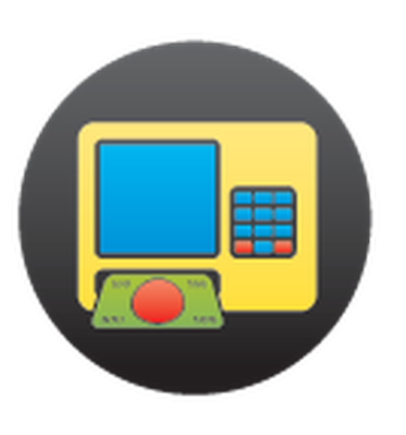 Credit Card, Pos Terminal and ATM Icons - Set of 16 | Clipart