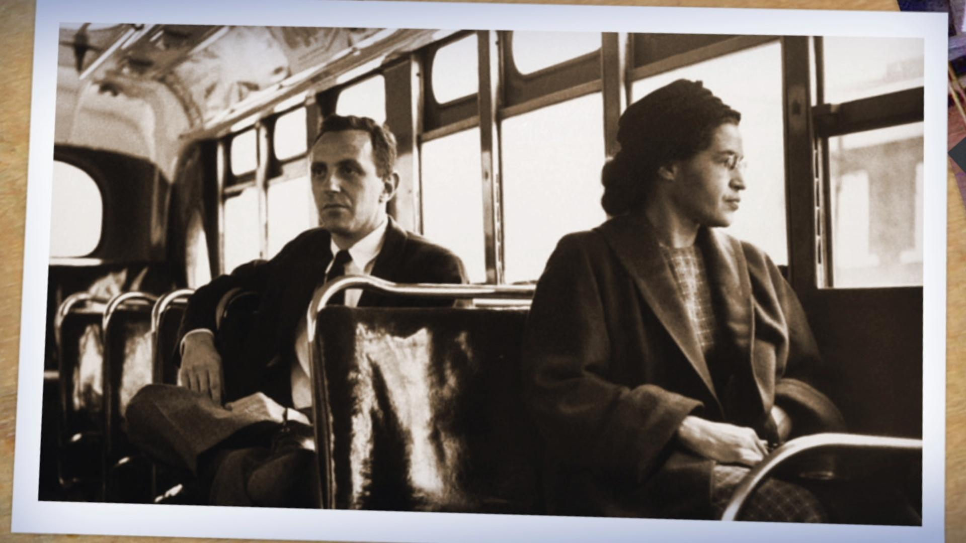 neve Raggiungere Dovrebbero  Rosa Parks | Civil Rights Activist Video | PBS LearningMedia