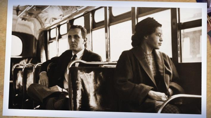 Rosa Parks Video Asset