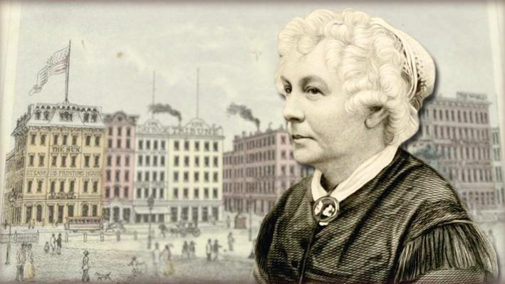 Elizabeth Cady Stanton Video
