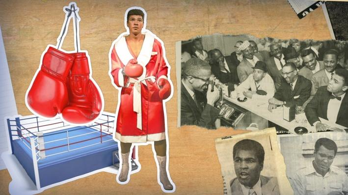 Muhammad Ali Video Asset