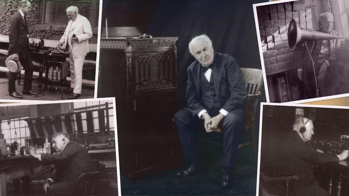 Thomas Edison Video Asset