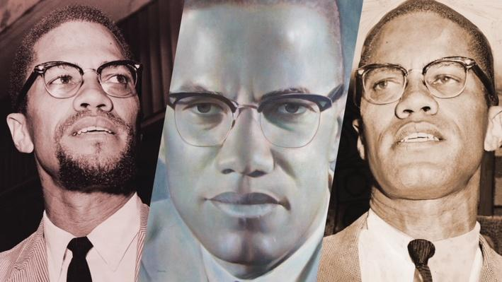 Malcolm X Video Asset