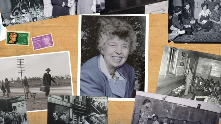 Eleanor Roosevelt | First Lady, Diplomat, and Activist Video