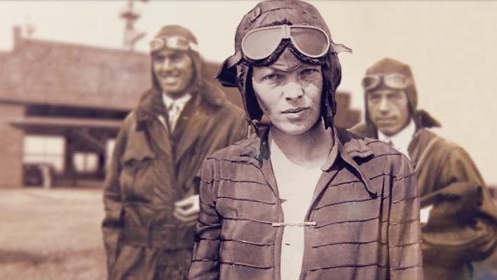 Amelia Earhart Video Asset