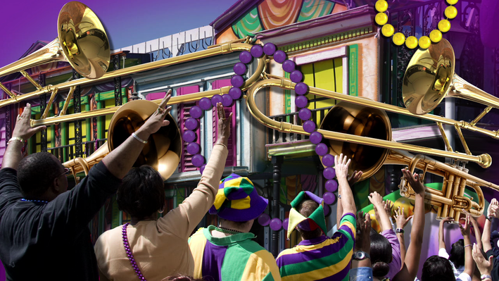 Mardis Gras | All About the Holidays
