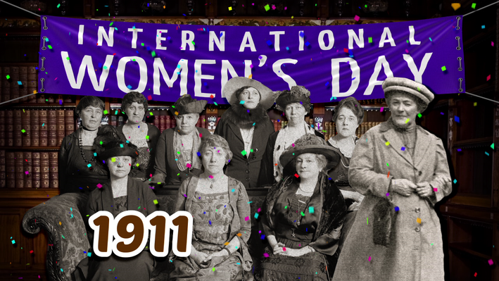 International Women's Day | All About the Holidays