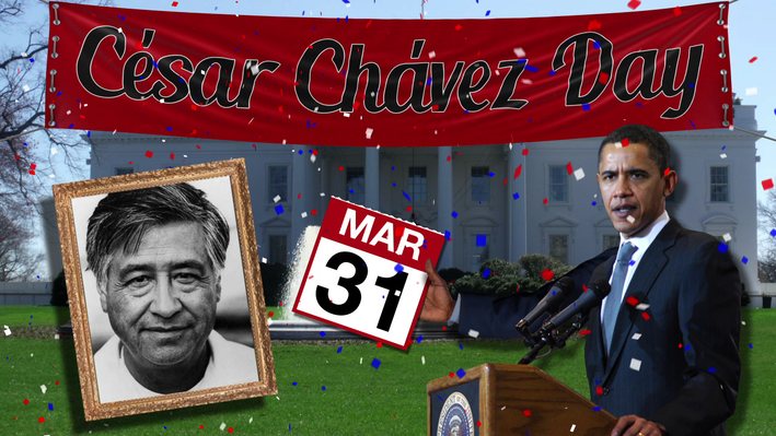 Cesar Chavez Day | All About the Holidays