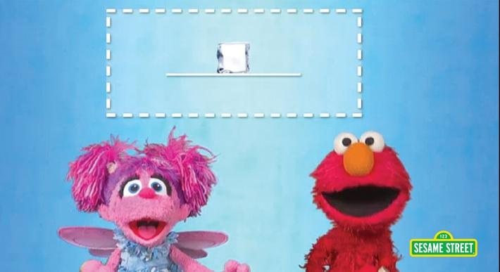 Melting Ice | Sesame Street