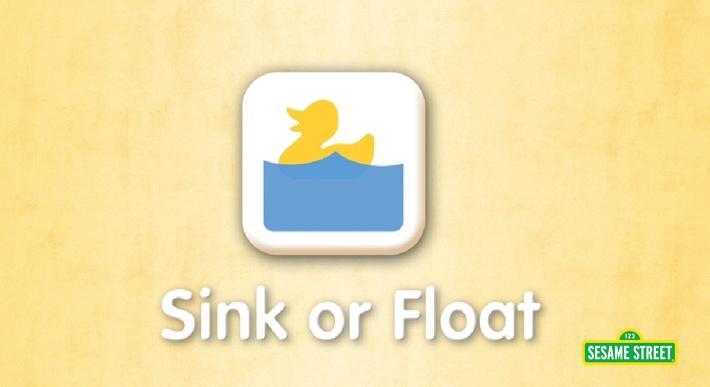 Sink or Float Montage | Sesame Street